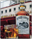 A bottle of Southern Comfort whiskey from 1979