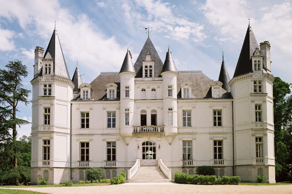 A Brown-Forman location in the Loire Valley in France