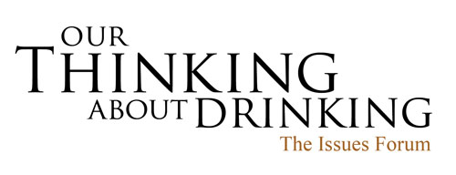 Our thinking about drinking logo