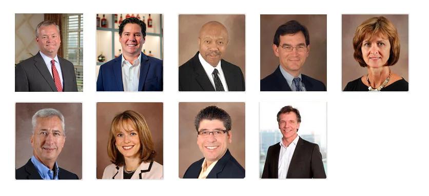 Brown-Forman Executive Leadership